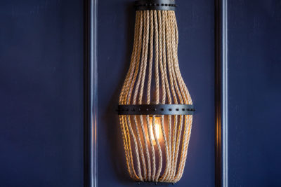 Kirkwood Rope Light Sconce